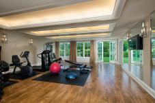 110 clapboard gym