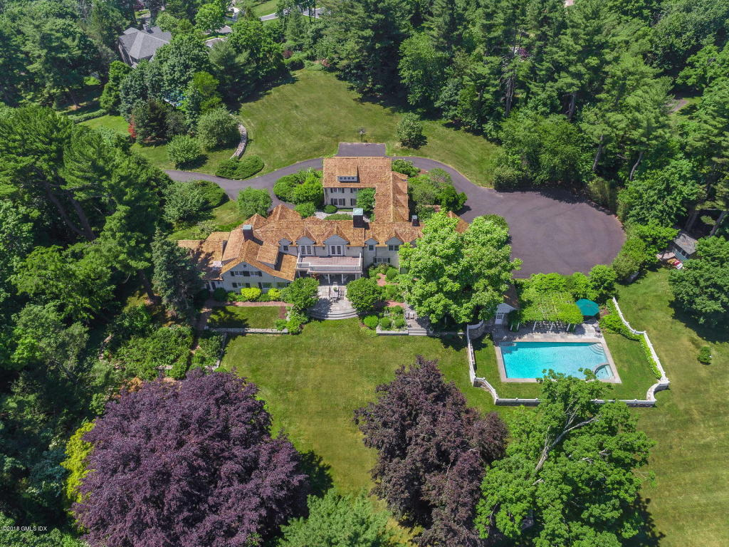 15 Old Mill Road Aerial
